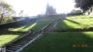 The beautiful Bardini Gardens are included on the Firenze Card.