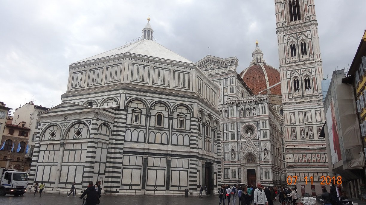 The Duomo Complex in the historic center of Florence. Just show your Firenze Card to get your tickets.