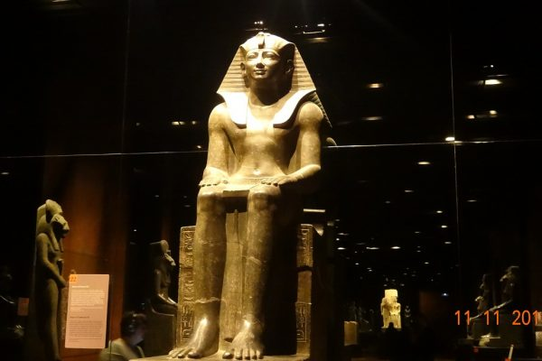Top things to do in Turin - visit the Gallery of Kings at the Egyptian Museum