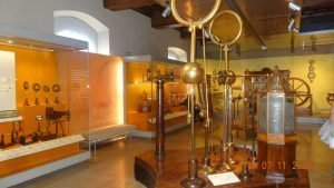 Fascinating scientific displays at the Gallileo museum in Florence.