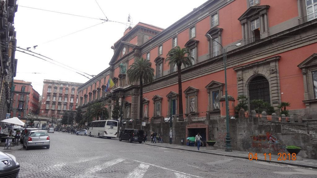Naples Archaeological Museum is free on the first Sunday of the month.