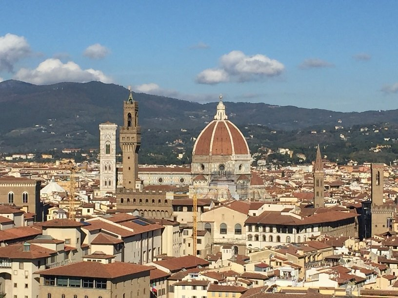 Enjoy one day in Florence