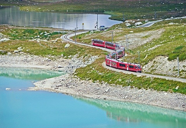 Scenic Bernina Express Railway