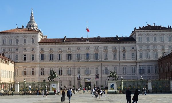 Top things to do in Turin - Royal Palace