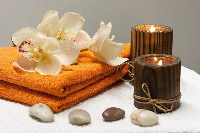 Relax and rejuvenate in the spa