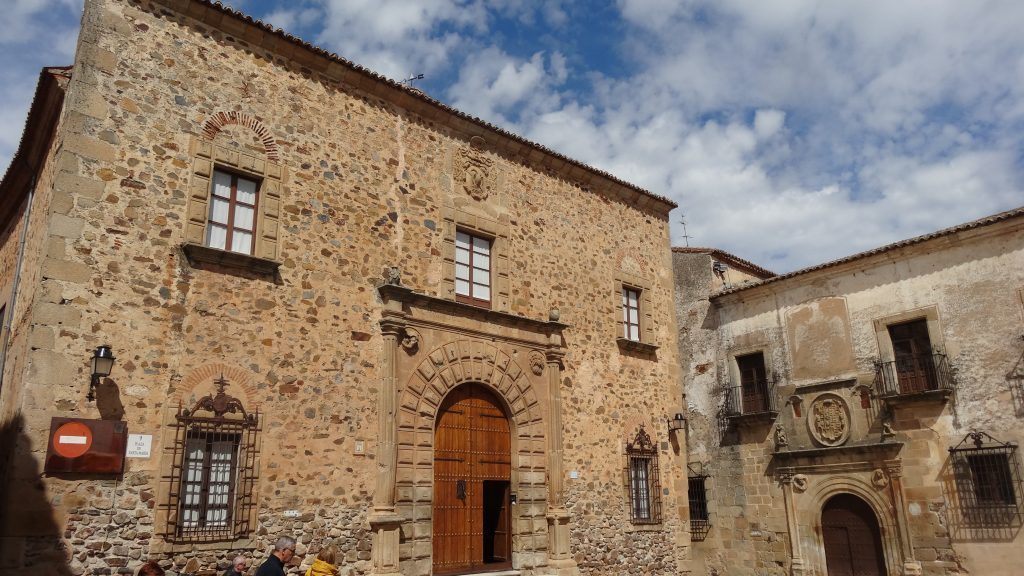 Add Caceres to your Spain Itinerary