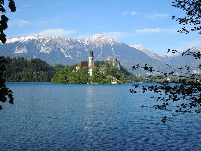 Lake Bled is a highlight of any Balkan Tour