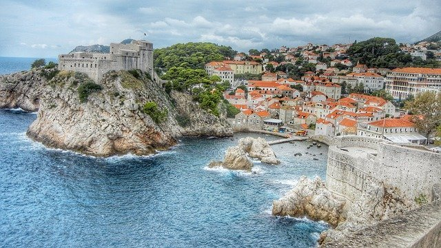 You'll recognise these places in Dubrovnik Game of Thrones