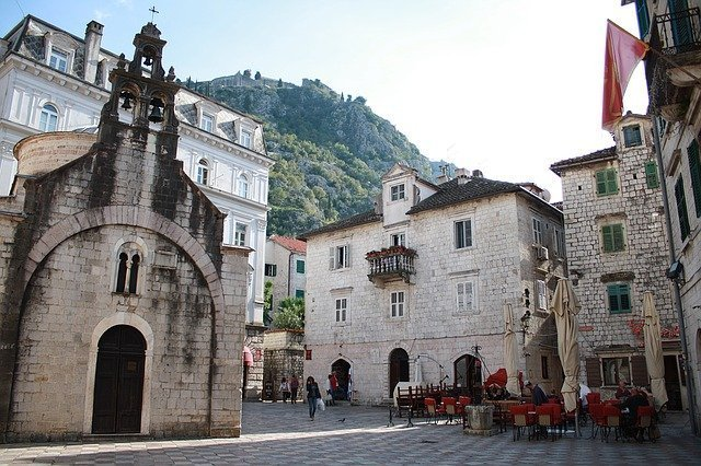 Kotor in Montenegro is a must-see destination on your Balkans itinerary