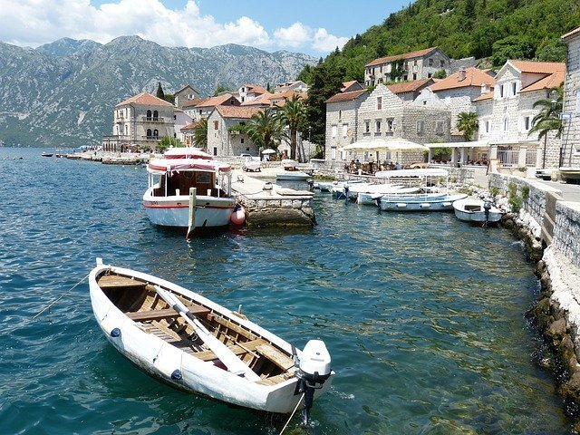 Things to do in Kotor Beautiful Kotor Bay