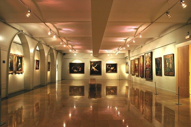 View international artists at the Montserrat Museum