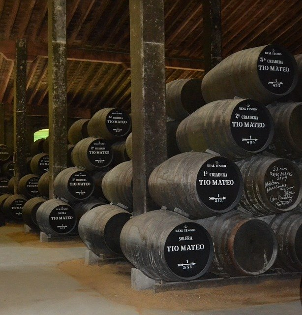 Jerez is famous for its sherry