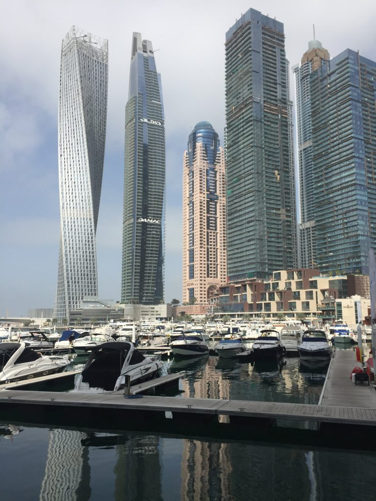 We Travel to India Dubai Marina