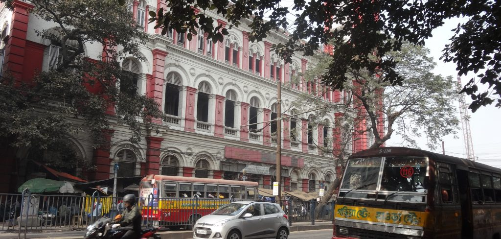 The Old Telegraph Office in Kolkata