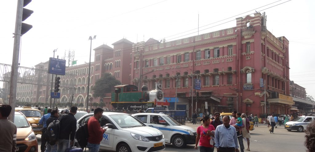 Kolkata City Tour Howrah Railway Station