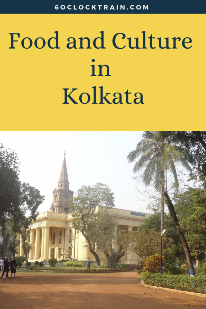 Food and Culture in Kolkata