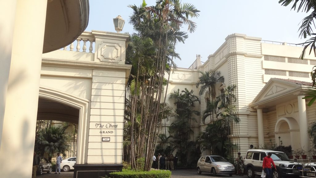 We Travel to India Oberoi Grand Hotel Kolkata