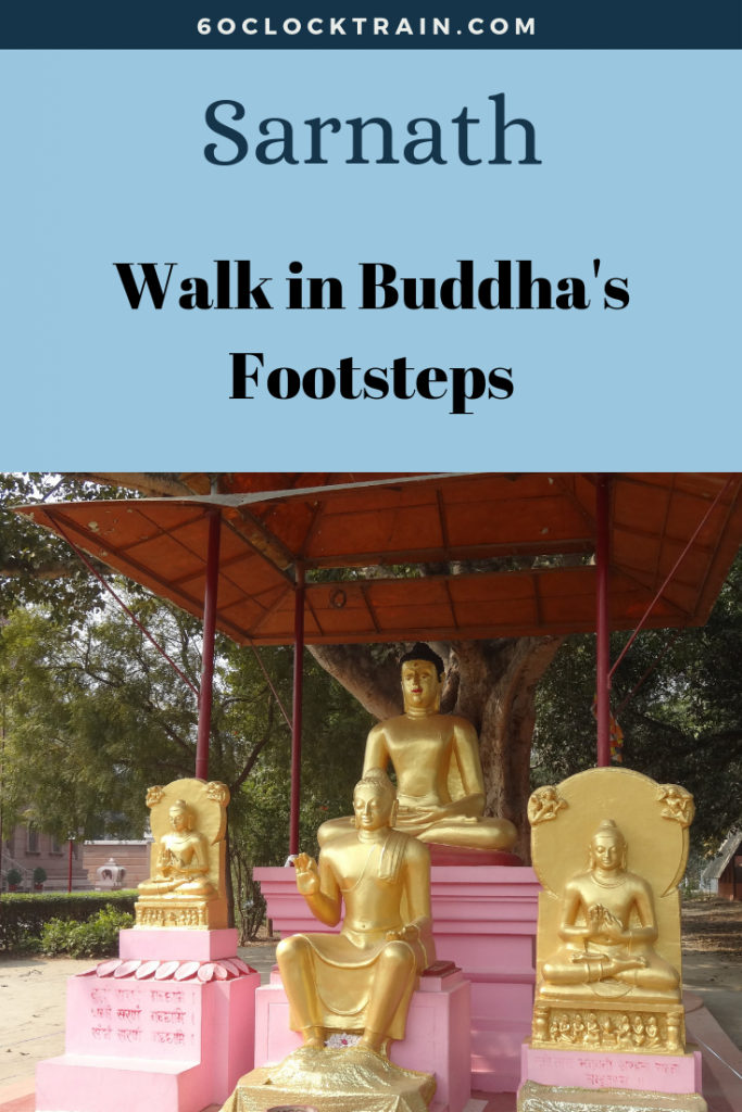Sarnath Walk in Buddha's Footsteps