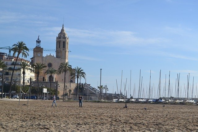 Take a day trip from Barcelona to Sitges