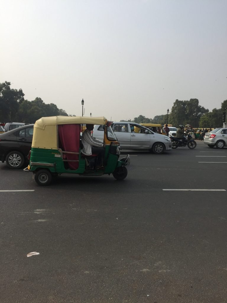 Getting Around Delhi