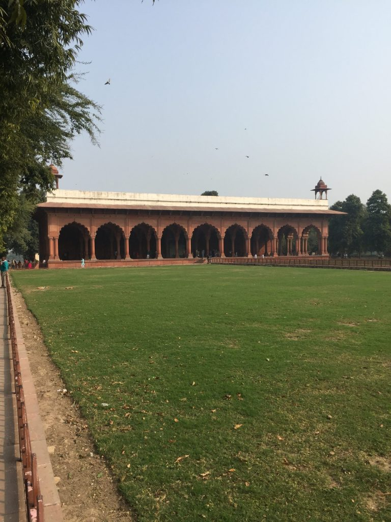 Diwan-i-Aam or Public Audience hall