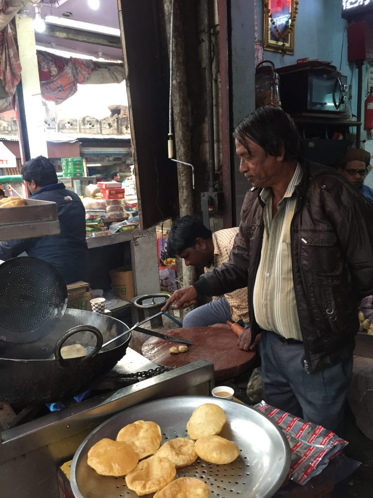 Agra Street Food Fresh Phuchkas
