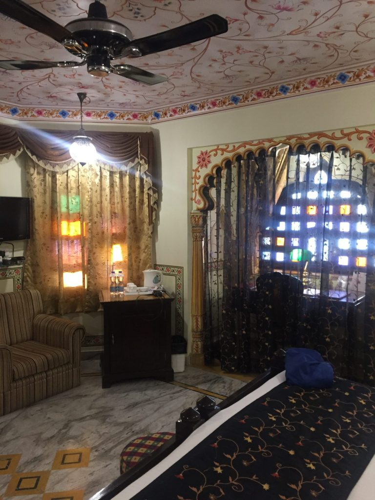 Suite at Umaid Bhawan Hotel in Jaipur