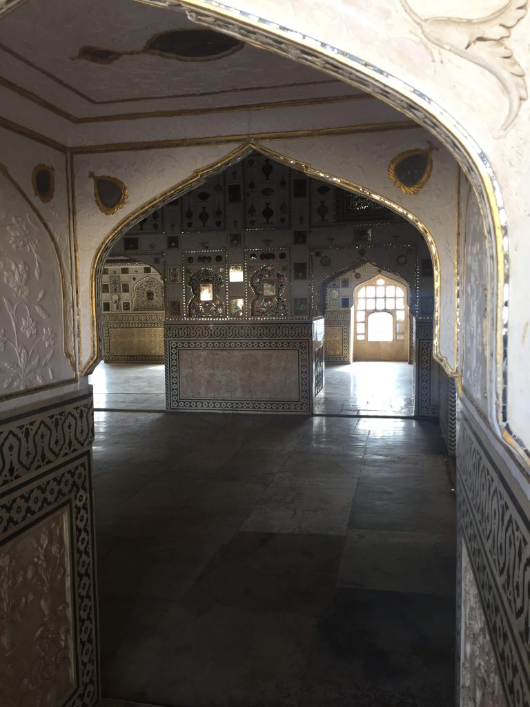 Diwan-I-Khas Hall of Private Audience