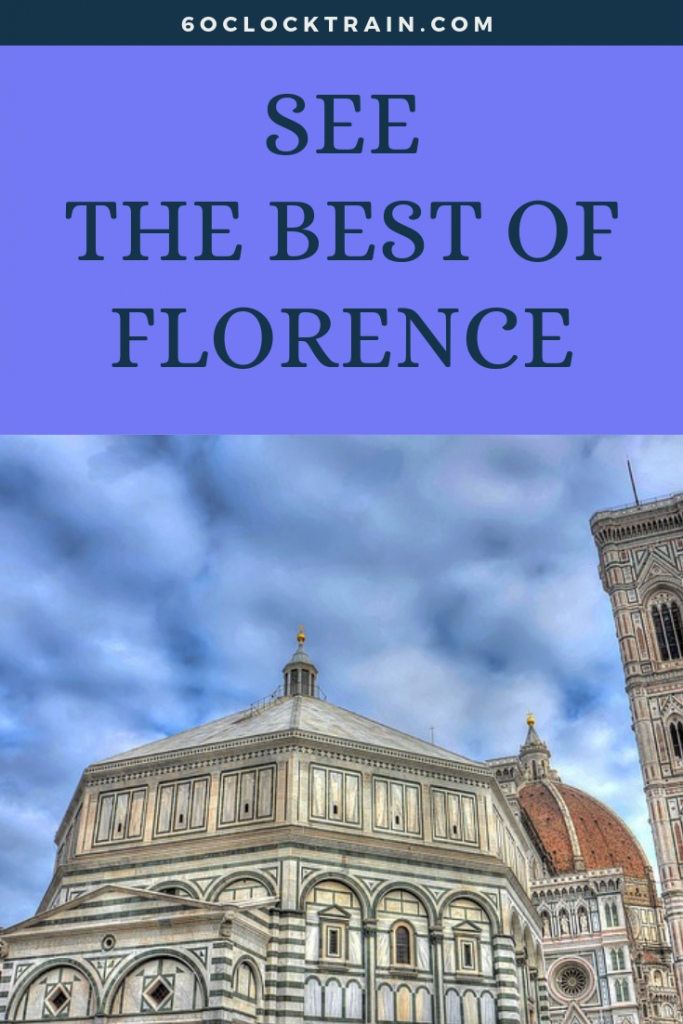 See the best of Florence