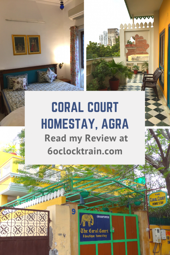 Coral Court Homestay Agra