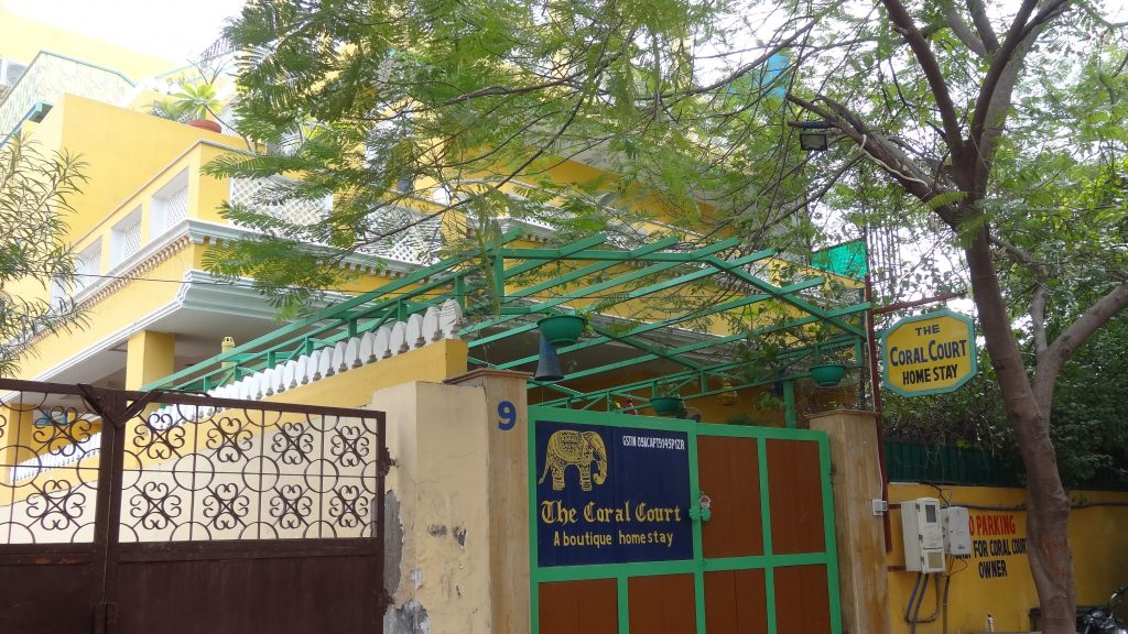 Coral Court Homestay in Agra