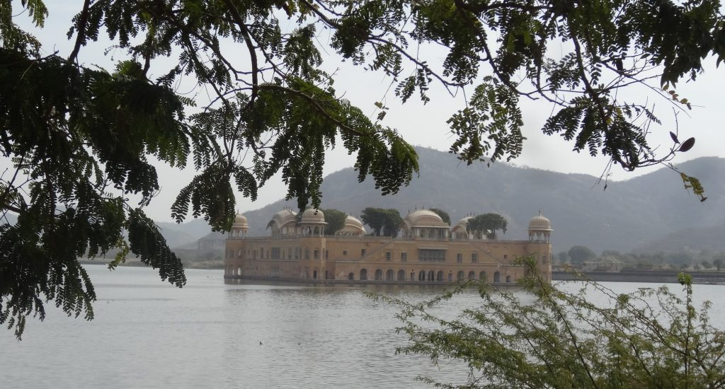 Jal Mahal The Floating Palace