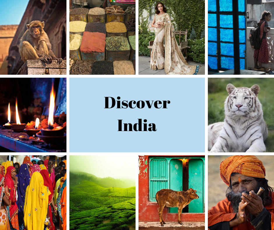 Beat places to visit in India Discover India