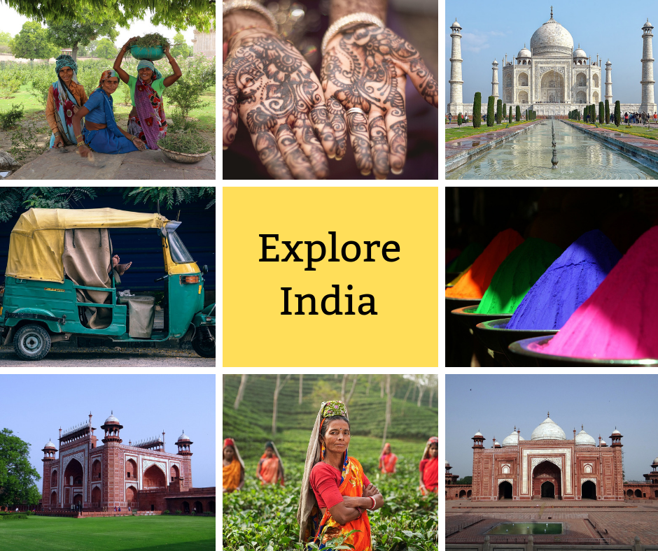 Beat places to visit in India Explore India