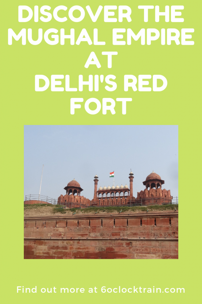 Discover the Mughal Empire at Delhi's Red Fort