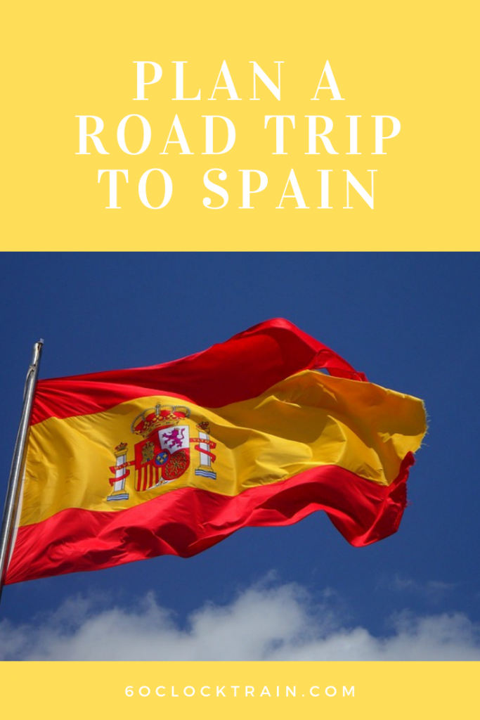 Plan a road trip to Spain