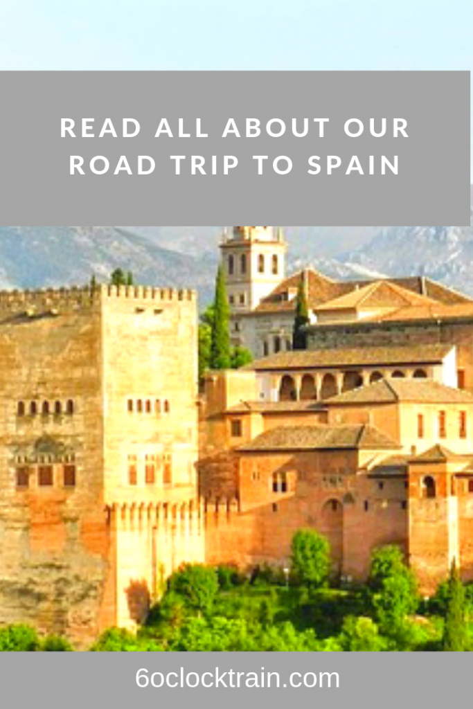 Read all about our road trip to Spain