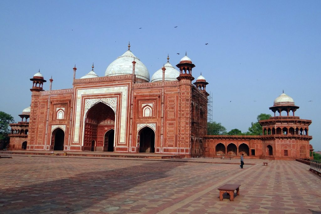 Jawab Masjid Mosque in Agra