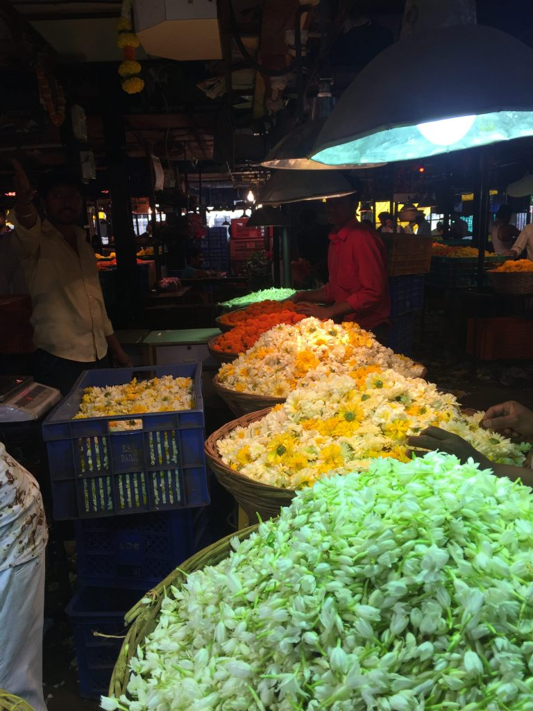 Tourist Places in Mumbai Mumbai Flower Market