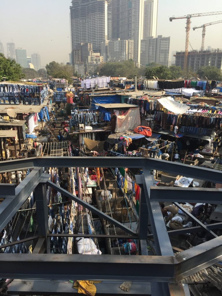 Dhobi Ghat The World's Largest Outdoor Laundry