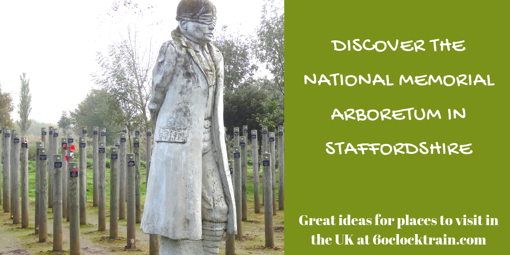 Discover the National Memorial Arboretum in Staffordshire
