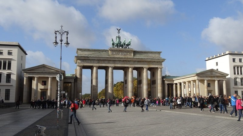 Best Places to Visit in September in Europe Berlin