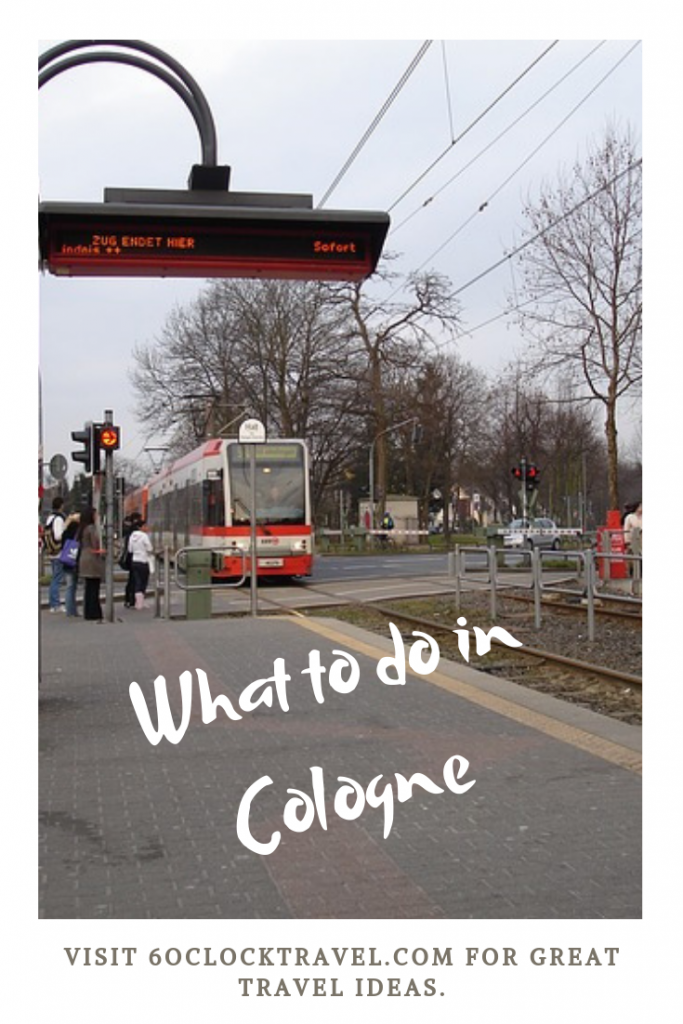 What to do in Cologne