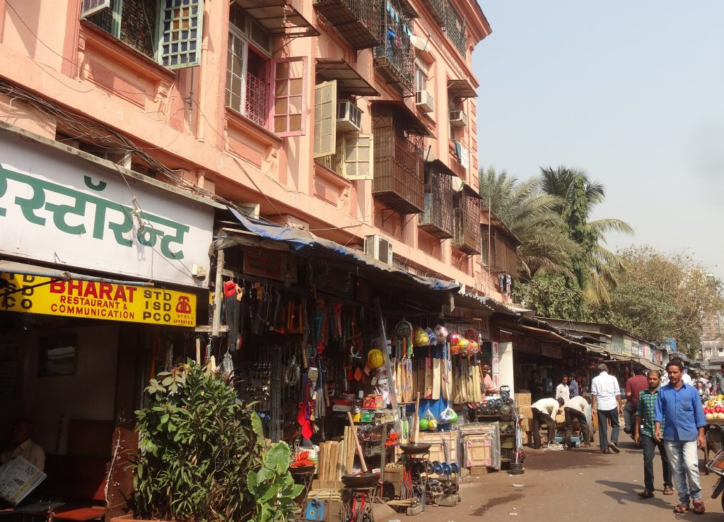 Tourist Places in Mumbai Chor Bazaar or Thieves Market in Mumbai