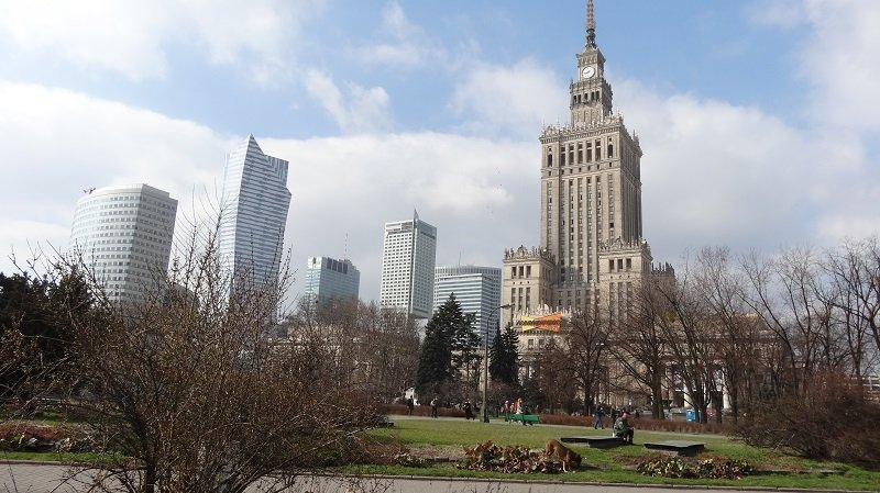 Soviet Palace of Culture & Science