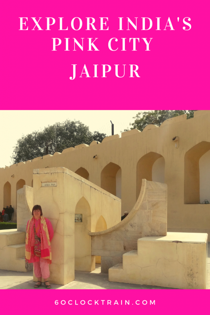 Explore India's Pink City Jaipur Sightseeing Tour