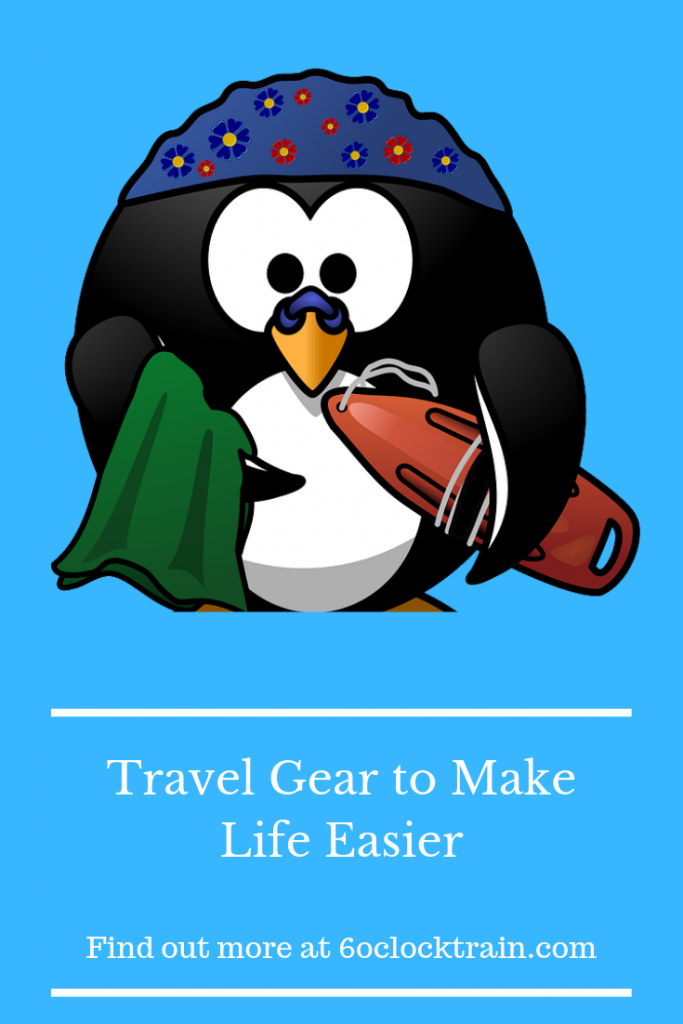 Must have travel gear
