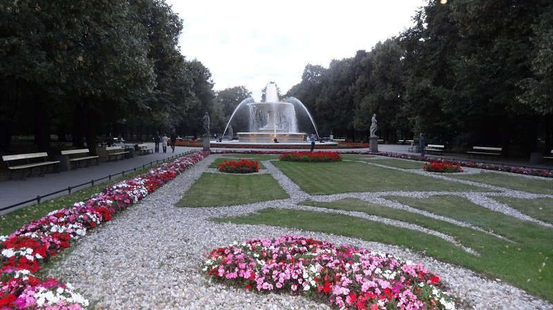 Warsaw Things to Do Explore the Park