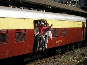 Tour of India by Train