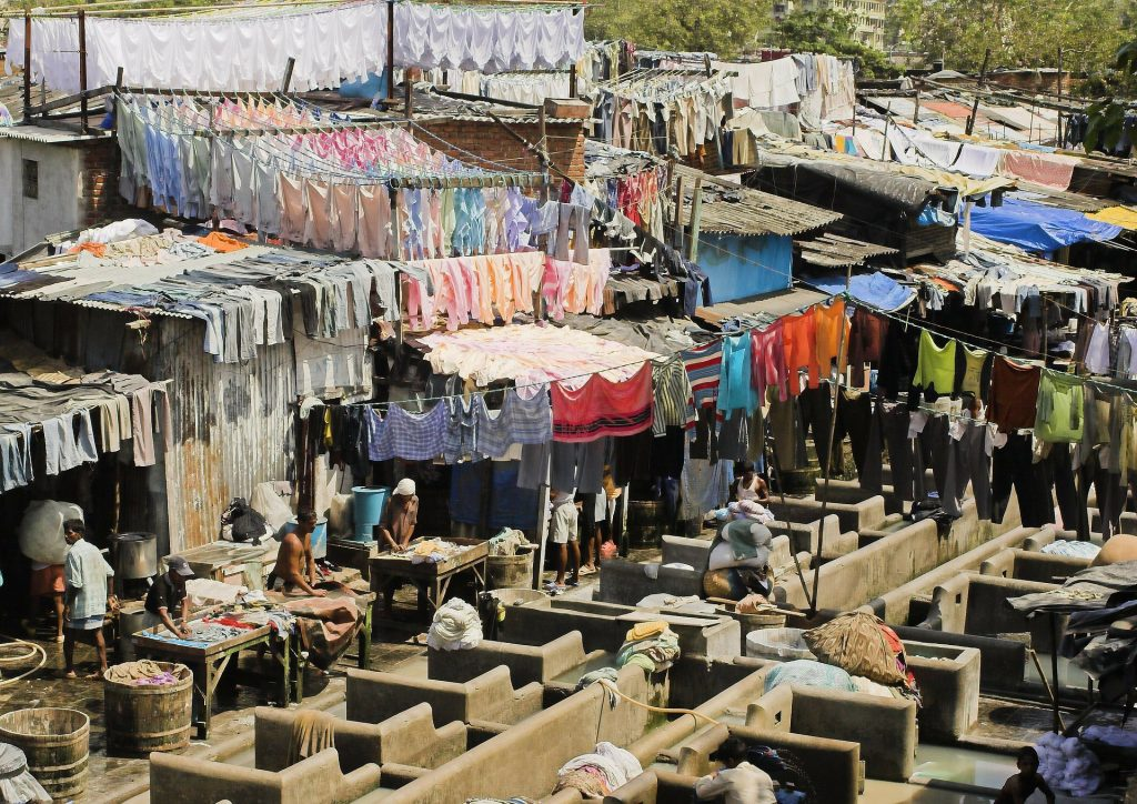 Tourist Places in Mumbai Dhobi Ghat